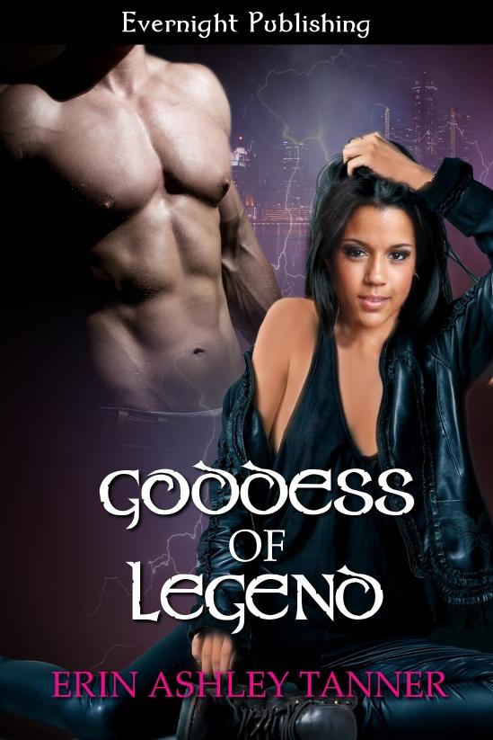 Goddess of Legend Cover