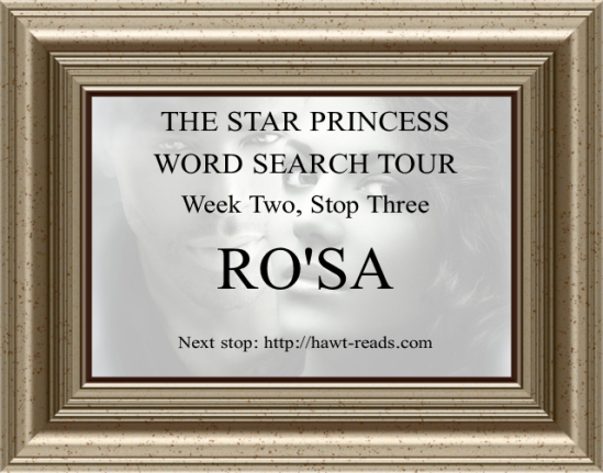 TSP Lea Bronsen Word Search badge