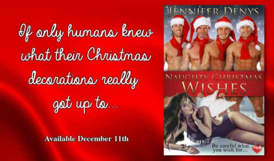 Promo for Naughty Christmas Wishes 2