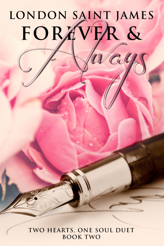 Bk2.1 Forever & Always E-Book Cover