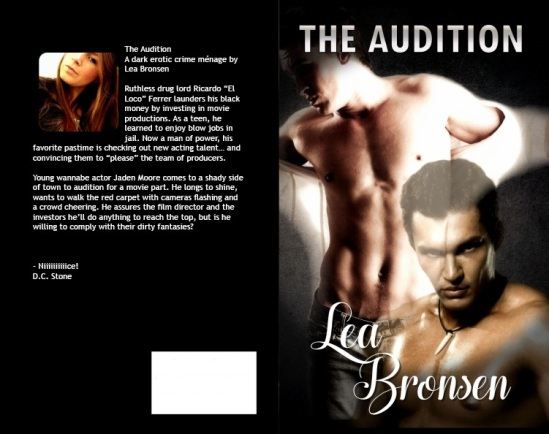 The Audition_print cover preview