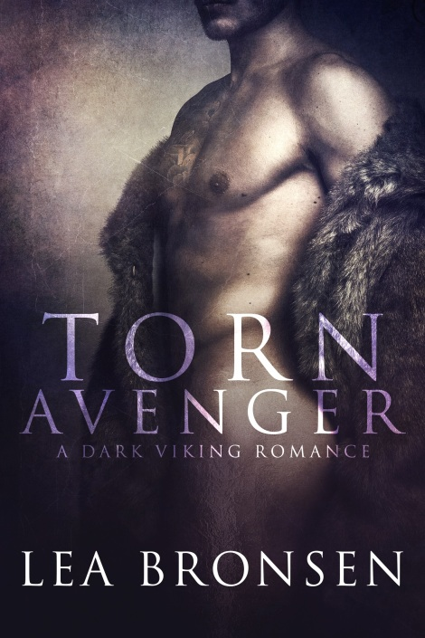 Torn Avenger_cover