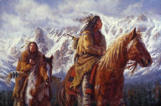 484N-Warriors-of-the-High-Country-UTE-OIL-ON-CANVAS-2008-40X60.jpg