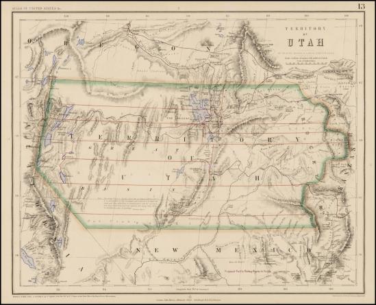 Utah 1857