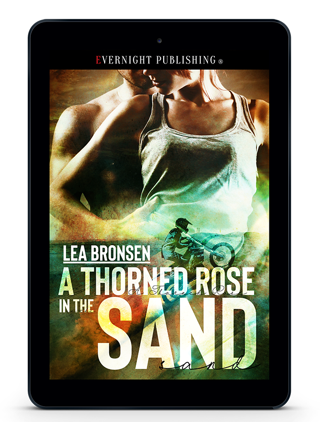 A Thorned Rose in the Sand-3D-eReader