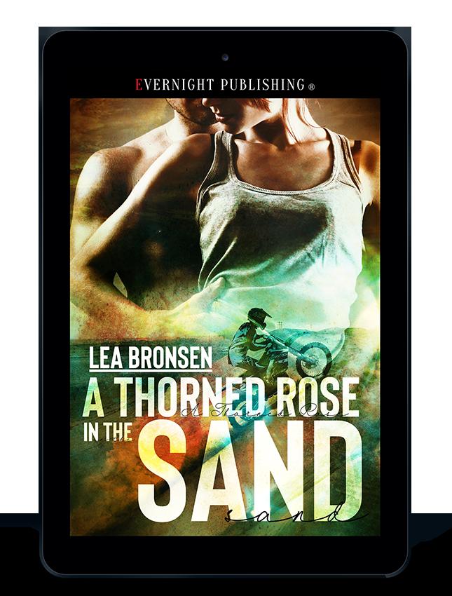 A Thorned Rose in the Sand-3D-eReader