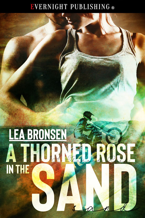 A Thorned Rose in the Sand_500x750