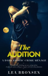 The Audition_new cover