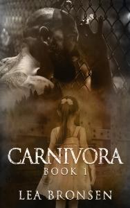 Carnivora 1 ebook cover