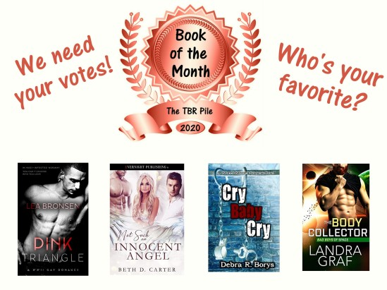Vote for Book of the Month
